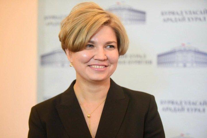 Бурятский министр Екатерина Кочетова