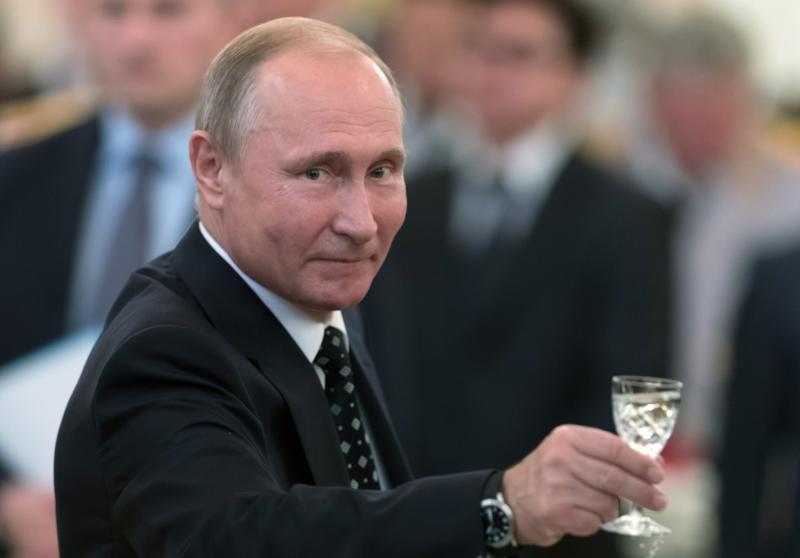 Путин приказал не болеть