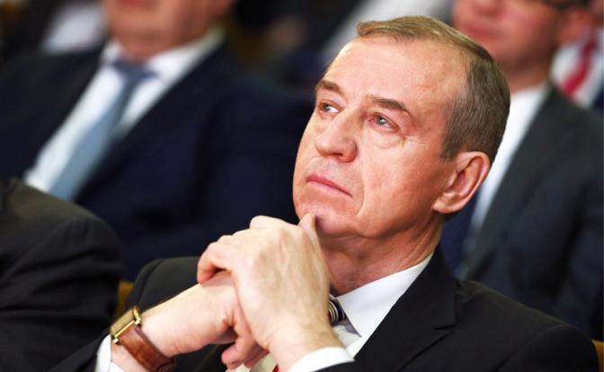 Гроза олигархов Сергей Левченко