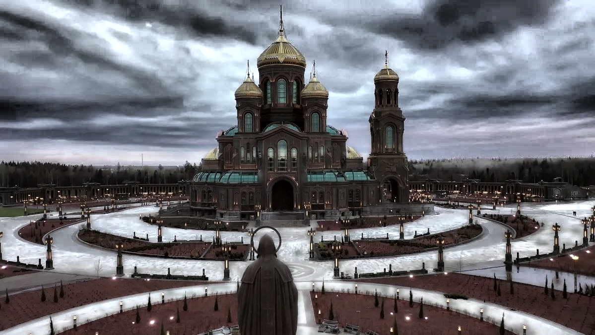 Храм сатаны