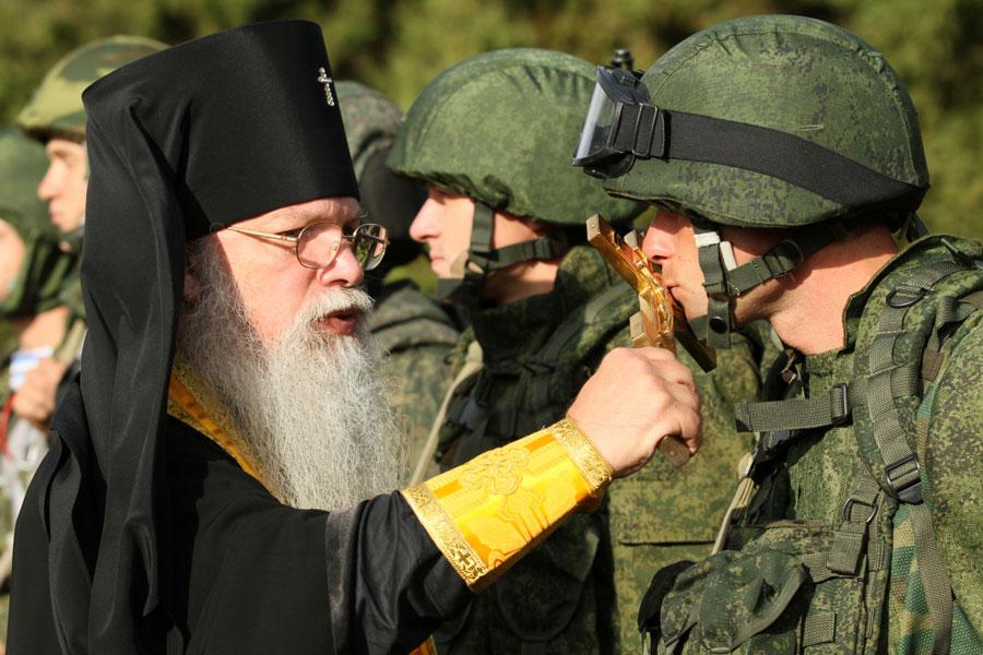 религия в армии