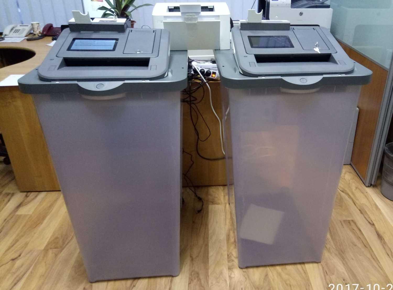 Как на самом деле работает электронная урна для голосования