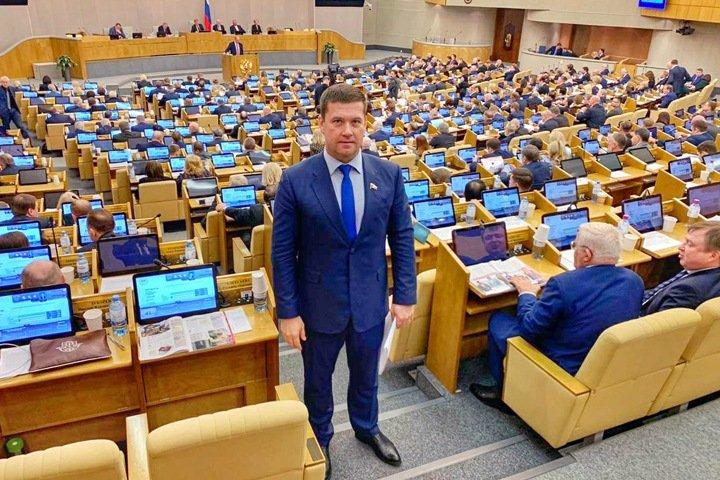Кобзев назначил сенатором от Иркутской области Чернышева