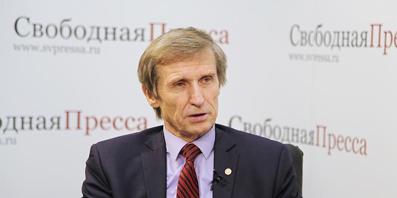 Фермер Василий Мельниченко