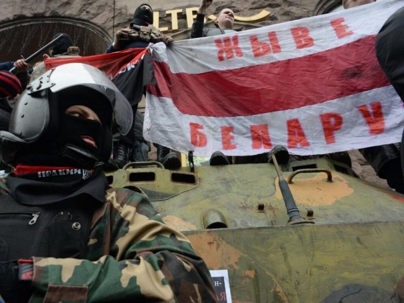 Белорусский недомайдан и организаторы