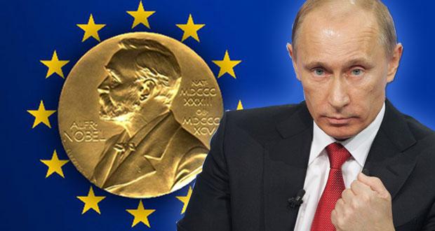 Путина выдвинул на Нобелевскую премию писатель