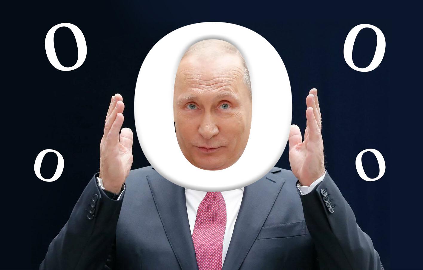 Обнуление сроков Путина