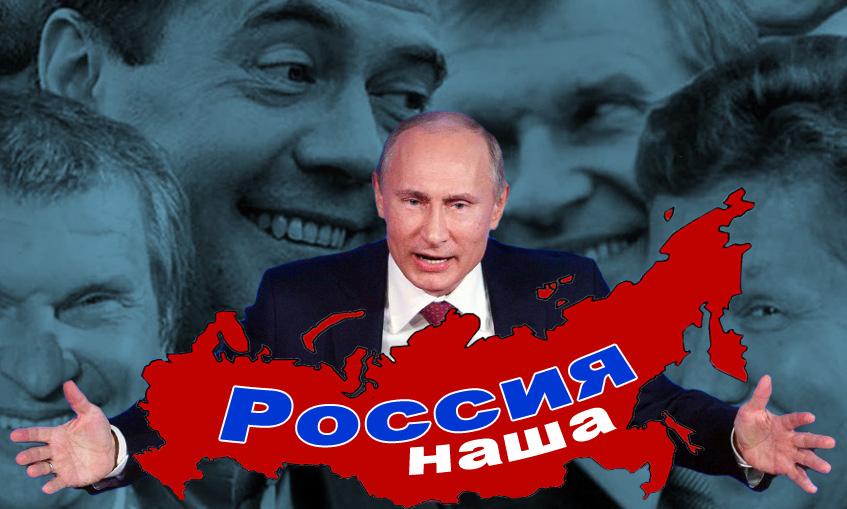Приватизированная Россия