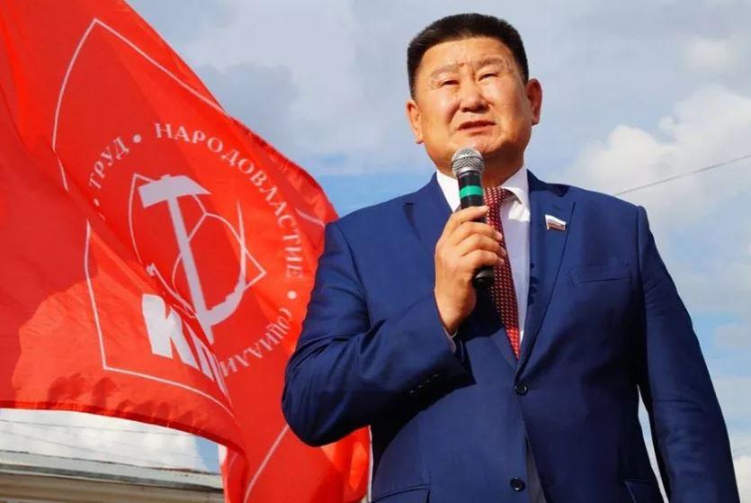 Сенатор Мархеев против вырубки лесов на Байкале