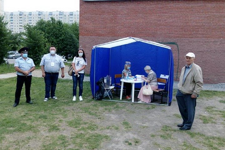 Позор путинскому голосованию