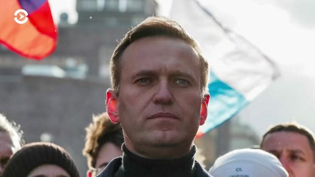 На навального завели уголовное дело о клевите на ветерана