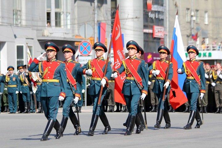 В Иркутске отменили Парад Победы